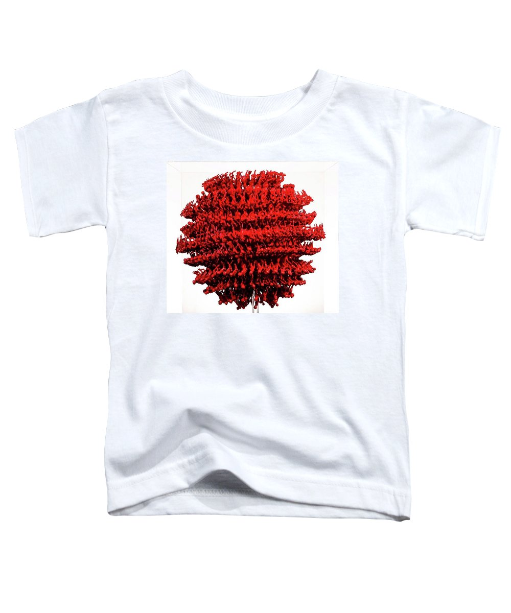 Red Ball - Toddler T-Shirt