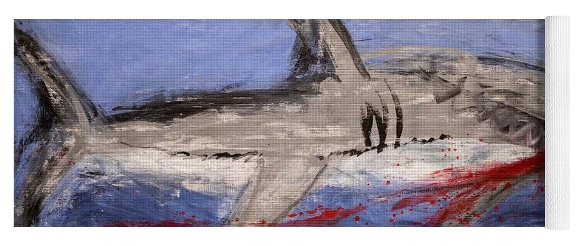 Shark  - Yoga Mat