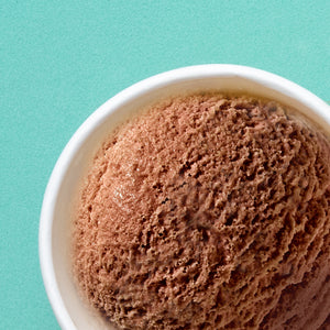 Garber's Chocolate Ice Cream Cups, 4 Ounce Each (Count of 24)