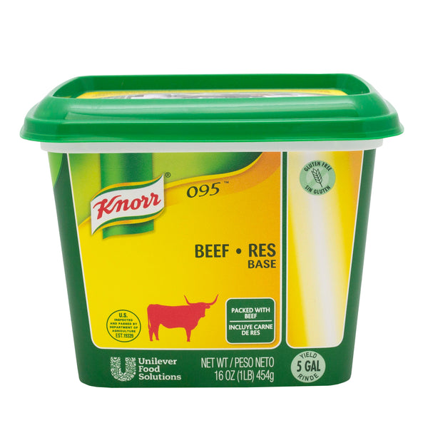 Knorr Beef Base, 1 Pound