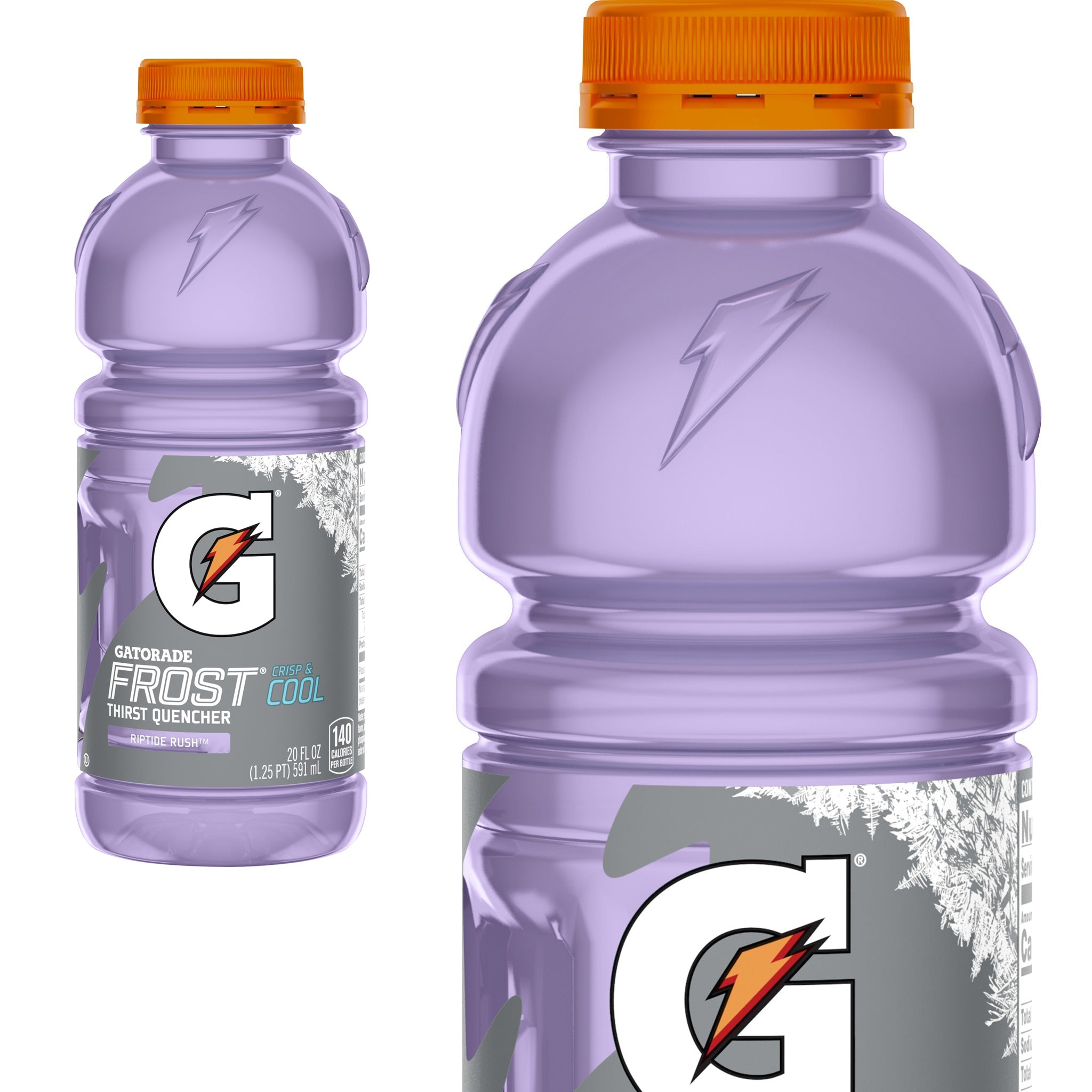 Gatorade Riptide Rush, 20 Ounce Bottles (Pack of 24)