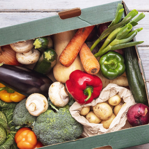 Fresh Farm Produce Box