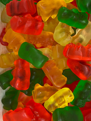 8 oz. Gummi Bears