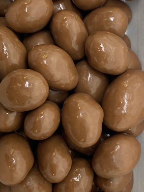 8 oz. Chocolate Covered Almonds (Milk or Dark)