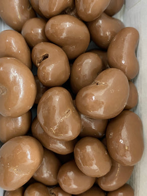 8 oz. Chocolate Covered Cashews