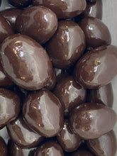 Load image into Gallery viewer, 8 oz. Chocolate Covered Almonds (Milk or Dark)