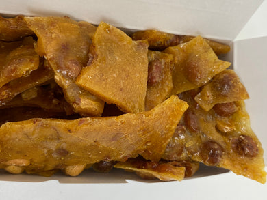 8 oz. Peanut Brittle