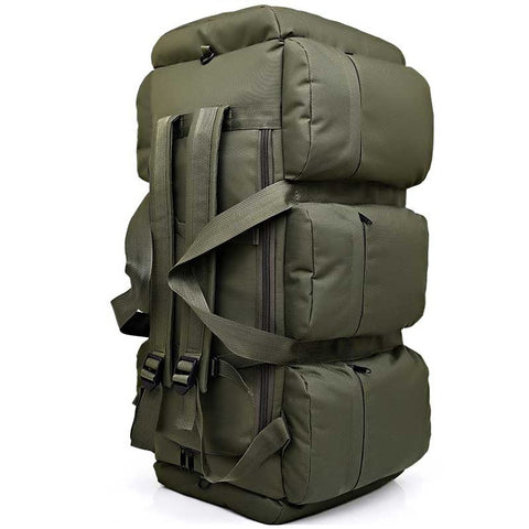 Large 90L Military Tactical Backpack