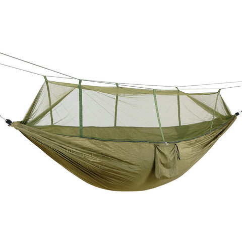 Double Person Hammock with Mosquito Net