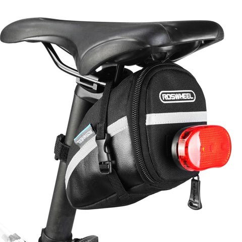 ROSWHEEL Bike Saddle Bag