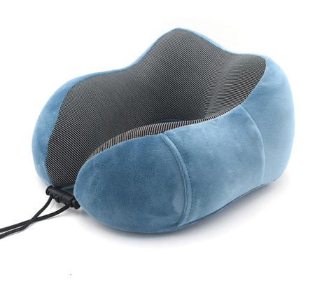 U Shaped Memory Foam Neck Pillow