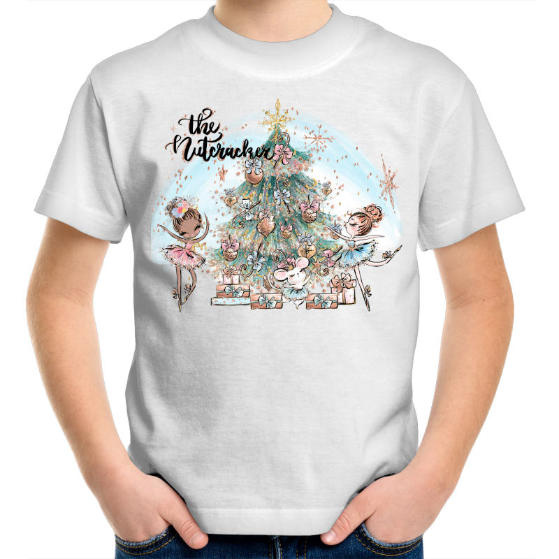 Kids Youth Crew T-Shirt - Nutcracker