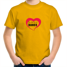 Load image into Gallery viewer, Kids Youth Crew T-Shirt - You Had Me At Dance