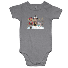 Load image into Gallery viewer, Baby All In One Romper - Nutcracker