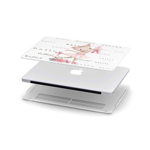 Ballet Kitty - Mac Book Case