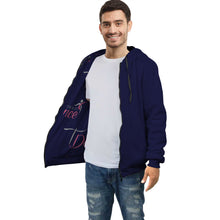 Load image into Gallery viewer, Zip Hoodie - Custom Designed