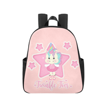 Load image into Gallery viewer, Multi-Pocket Backpack - Twinkle Toes