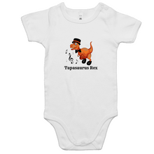 Load image into Gallery viewer, Mini Me - Baby All In One Romper - Tapasaurus