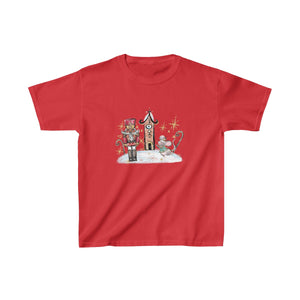 Kids Heavy Cotton™ Tee - Nutcracker