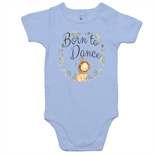 Load image into Gallery viewer, Mini Me - Baby All In One Romper - Born To Dance