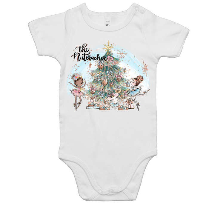 The Nutcracker Ballet - Mini Me - Baby Onesie Romper