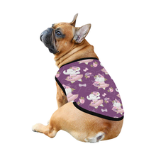 Load image into Gallery viewer, Dog Tank Top - Hippos & Rhino's DPU