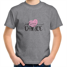 Load image into Gallery viewer, Kids Youth Crew T-Shirt - Just Dance