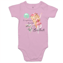 Load image into Gallery viewer, Baby All In One Romper - Everything Is Beautiful