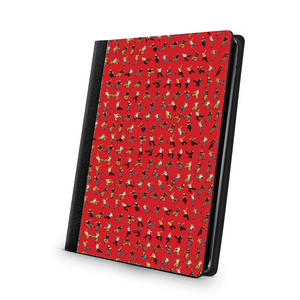 "IPAD 9.7"" Faux Leather Tablet Cases - Hip Hop"