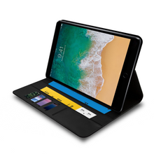 "Load image into Gallery viewer, IPAD 9.7"" Faux Leather Tablet Cases - Look In The Mirror"
