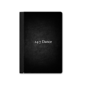 IPAD PRO Faux Leather Tablet Case - 24:7 Dance