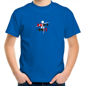 Kids Youth Crew T-Shirt - Don't Quit