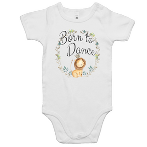 Mini Me - Baby All In One Romper - Born To Dance