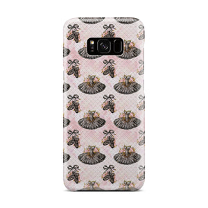 Slim Phone Case - Black Swan