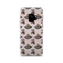 Load image into Gallery viewer, Slim Phone Case - Black Swan
