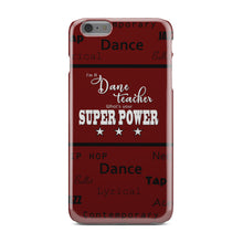 Load image into Gallery viewer, Slim Phone Case - What's Your Superpower