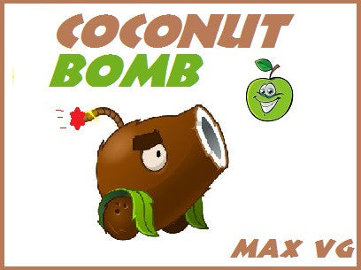 (NEW) COCONUT BOMB - MAX VG