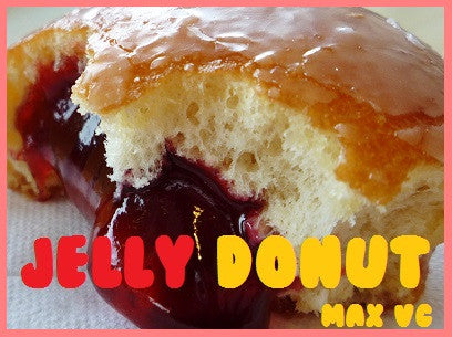 (NEW) JELLY DONUT - MAX VG