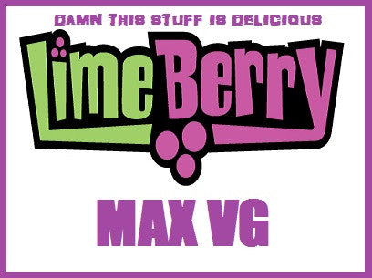 LIMEBERRY - MAX VG