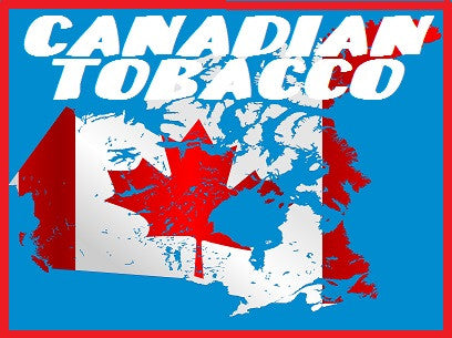 (NEW) CANADIAN TOBACCO - 50/50 PG/VG