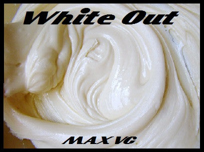 WHITE OUT -  MAX VG