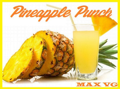 (NEW) PINEAPPLE PUNCH - MAX VG