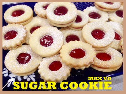 (NEW) SUGAR COOKIE - MAX VG