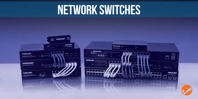 Intellinet Network Switches