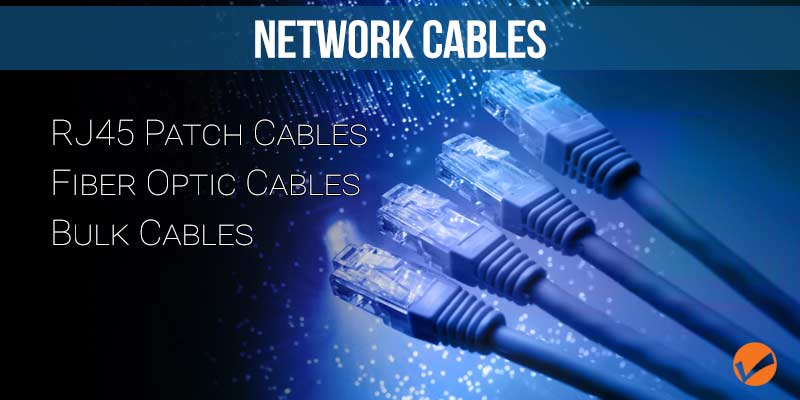 Intellinet RJ45 Patch Cables, Bulk Wire and Fiber Optic Cables