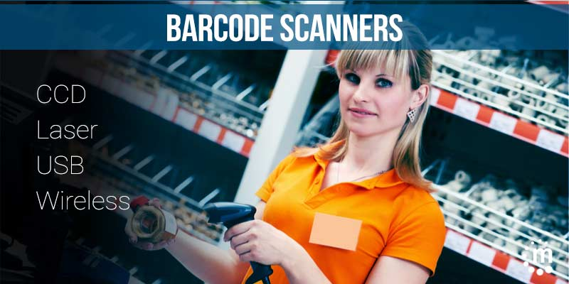 Manhattan Products Barcode Scanners