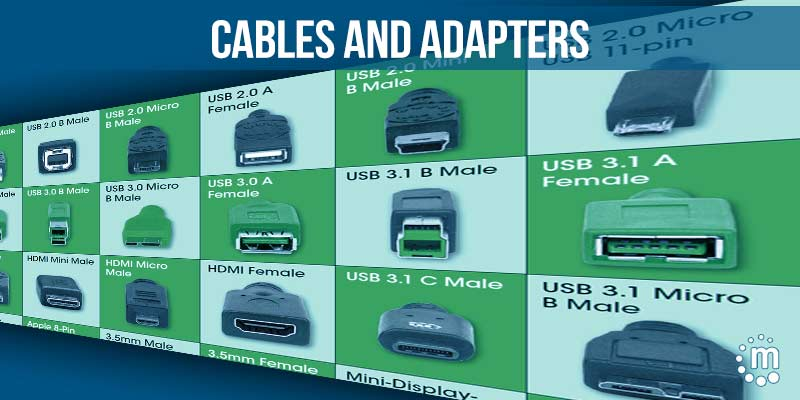 Manhattan Cables and Adapters