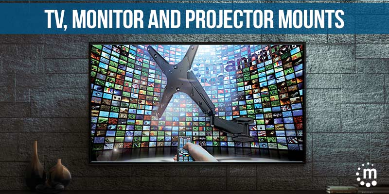 Manhattan TV, Monitor and Projector Mounts
