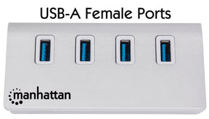 4-Port SuperSpeed USB 3.0 Hub Image 4