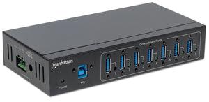 7-Port Industrial USB 3.0 Hub Image 2